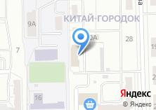 Компания «Мастер Сувениров» на карте