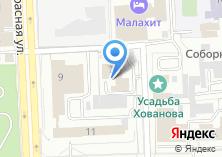 Компания «Умная телефония» на карте