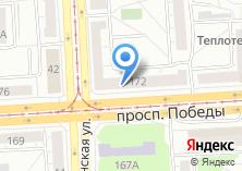 Компания «Универсал Сервис» на карте