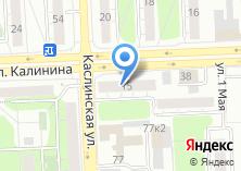 Компания «Отдел судебных приставов по Калининскому району г. Челябинска» на карте