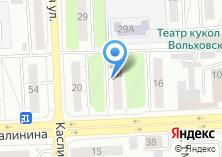 Компания «Янтарь-Окно» на карте