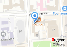 Компания «Администрация Центрального района» на карте