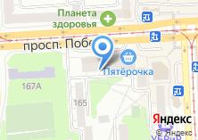Компания «Банкомат ЮниКредит Банк» на карте