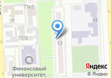 Компания «ЦЕНТР СОПРОВОЖДЕНИЯ КАДАСТРОВЫХ РАБОТ» на карте