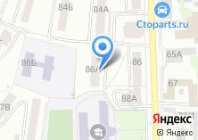 Компания «Motor-line» на карте