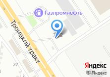 Компания «АЗС Vintek» на карте
