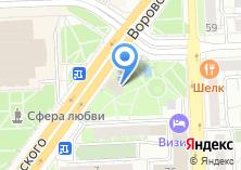 Компания «АСКОНТ» на карте