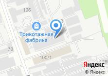 Компания «РадамирПласт» на карте
