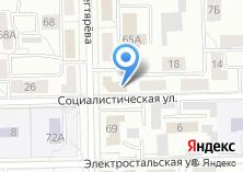 Компания «Прокуратура Металлургического района» на карте