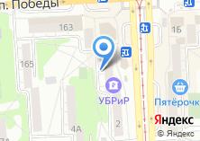 Компания «Muza» на карте
