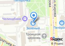 Компания «Промресурсы Урала» на карте