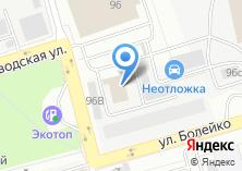 Компания «Паркет-Сервис» на карте