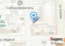 Компания «Прокуратура Челябинской области» на карте