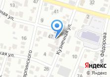 Компания «Автотехсервис74» на карте