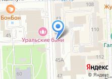 Компания «Совет родителей Челябинской области» на карте