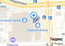 Компания «JU-JU» на карте