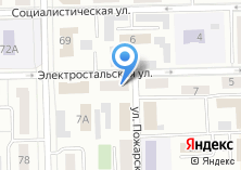 Компания «СКБ-Борей» на карте