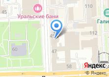 Компания «СТРАХОВАЯ КОМПАНИЯ ЕВРОПЛАН» на карте