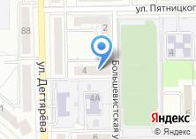 Компания «Скай-дент» на карте