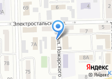 Компания «УралПромРегион» на карте
