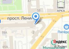 Компания «КабельСвязь» на карте