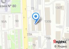 Компания «Челябинскавтодор» на карте