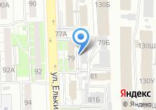 Компания «РосДорСтрой» на карте