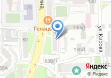Компания «Арко» на карте