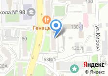 Компания «Межевой центр» на карте