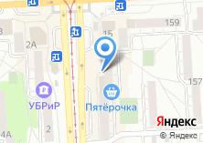 Компания «Наташа-Стиль» на карте