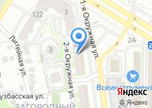 Компания «ЛинТек» на карте