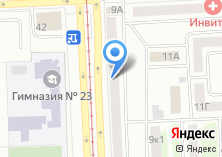 Компания «Лаванда» на карте