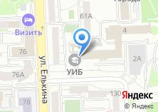 Компания «НТК ИННОТЕХ» на карте