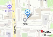 Компания «МЕТАЛЛ-ПРОЕКТ» на карте