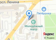 Компания «Акрист» на карте