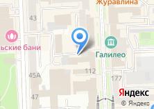 Компания «Золотая кисть» на карте