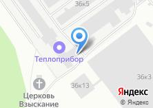 Компания «ЧелябКомТранс» на карте