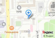 Компания «Негабаритные перевозки Челябинск» на карте