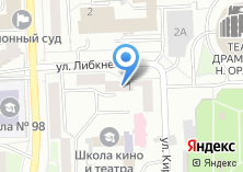Компания «Терминал-Ком» на карте