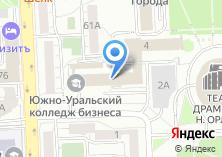 Компания «Кпк инвесткапиталплюс» на карте