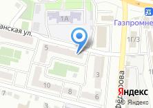 Компания «Строящийся жилой дом по ул. Луганская» на карте
