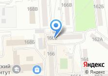Компания «Румяный пекарь» на карте