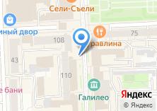 Компания «Городские зрелищные кассы» на карте