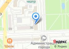 Компания «HotelLook.ru» на карте
