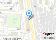 Компания «Домкомфорт Урал» на карте