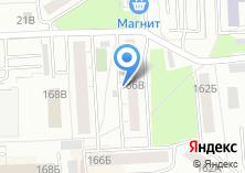 Компания «Margaret» на карте