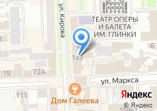 Компания «Академия развития и здоровья человека А.Ю. Светлова» на карте