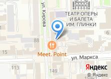 Компания «Адвокатский кабинет Митюрёва Б.Б» на карте