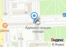 Компания «Челябинский обзор» на карте