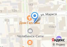 Компания «Родничок» на карте